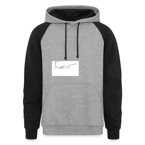 Signature Womens - Colorblock Hoodie
