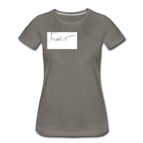 Signature Womens - Women's Premium T-Shirt