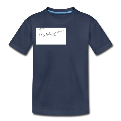 Signature Kids - Kids' Premium T-Shirt