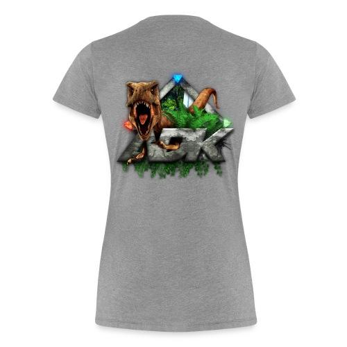 ADK Dino - Womens - Women's Premium T-Shirt
