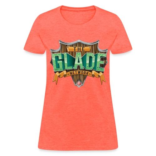 The Glade Network Womens T-Shirt - Women's T-Shirt