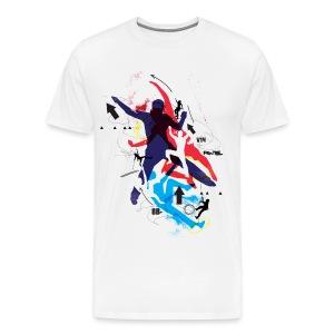 morph - Men's Premium T-Shirt