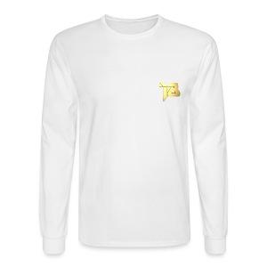 TB White Long Sleeve - Men's Long Sleeve T-Shirt