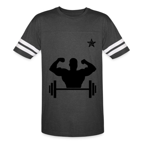 Merch Gym Collection - Vintage Sport T-Shirt