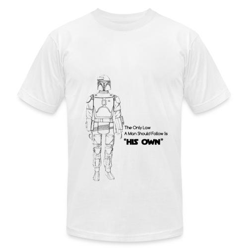 Bobba's Law - Men's Fine Jersey T-Shirt