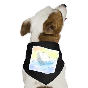Nice Big Fish | Dog Bandana - Dog Bandana