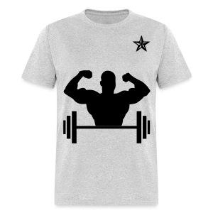 Merch Gym Collection - Men's T-Shirt