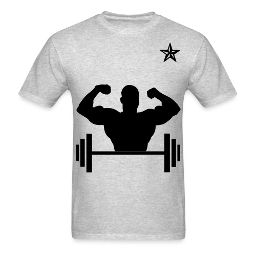Merch Gym Collection - Men's T-Shirt