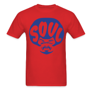 T-Shirts ~ Men's T-Shirt ~ Soul music