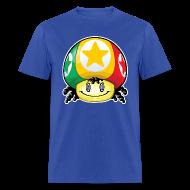 T-Shirts ~ Men's T-Shirt ~ Reggae mushroom