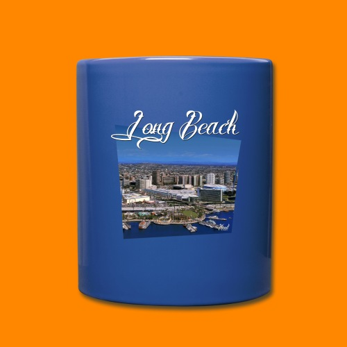 Long Beach Mug - Full Color Mug