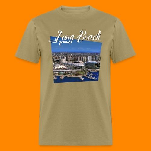 Long Beach - Men's T-Shirt