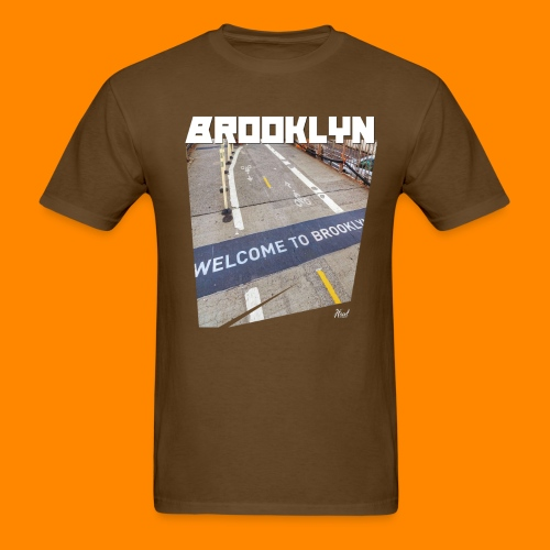 Brooklyn Shirt - Men's T-Shirt