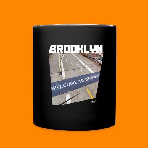 Brooklyn Mug - Full Color Mug