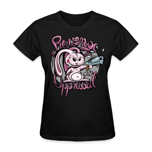 Revenge Of The Oppressed - Women's T-Shirt
