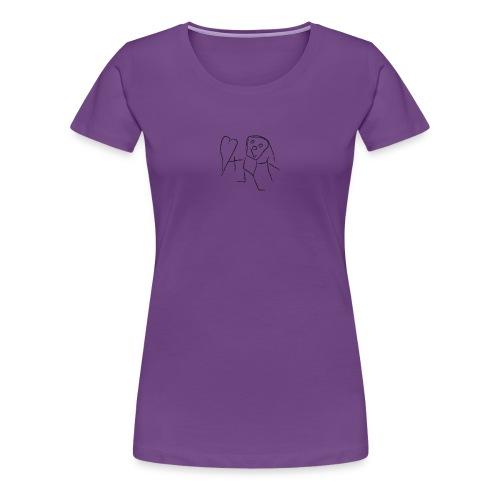Sienna Girl Logo 3 - Women's Premium T-Shirt