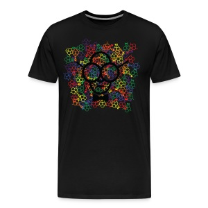 Rube collage. - Men's Premium T-Shirt