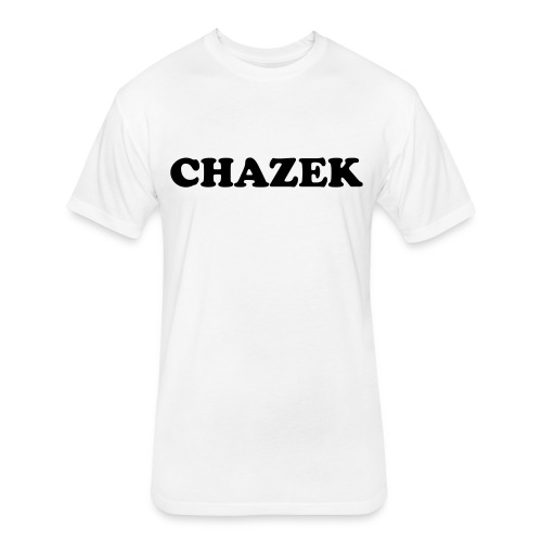 Chazek T-shirt - Fitted Cotton/Poly T-Shirt by Next Level