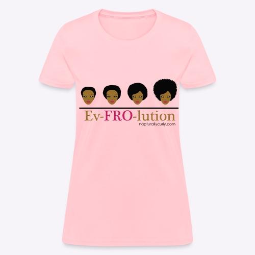 Ev-FRO -lution Tee - Women's T-Shirt