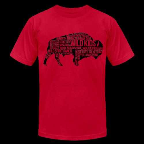 2016 Montana Trip Shirt  - Men's Fine Jersey T-Shirt