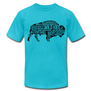 2016 Montana Trip Guide's Shirt  - Men's Fine Jersey T-Shirt