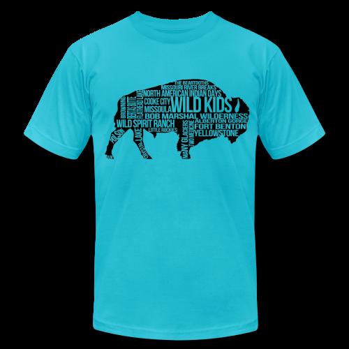 2016 Montana Trip Guide's Shirt  - Men's  Jersey T-Shirt
