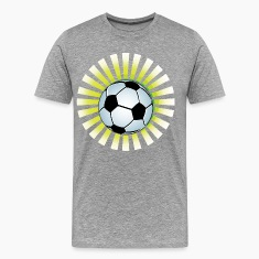 Football logo design T-Shirts