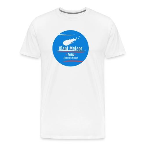 Giant Meteor 2016 - Men's T-Shirt - Men's Premium T-Shirt