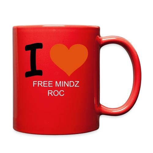 FREE MINDZ ROC MUG - Full Color Mug