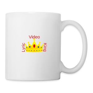 Lyric Video King - Coffee/Tea Mug - Coffee/Tea Mug