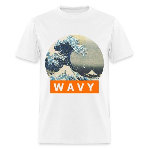 W A V Y - Men's T-Shirt