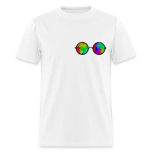 i see colors - Men's T-Shirt