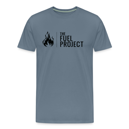 Fuel Logo Men's T - Men's Premium T-Shirt