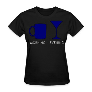 Morning & evening - Women's T-Shirt