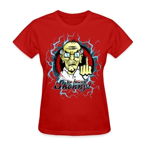 Flip Off - Women's T-Shirt
