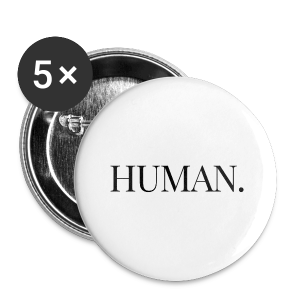 HUMAN. Buttons - Small Buttons