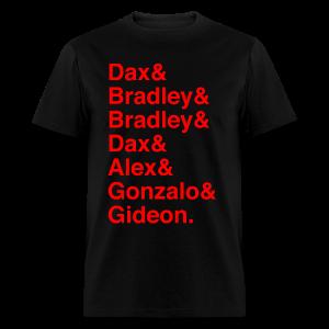 Red Bulls & (7-0 Edition) - Men's T-Shirt