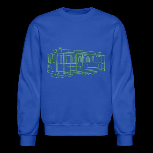 San Francisco Cable Car - Crewneck Sweatshirt