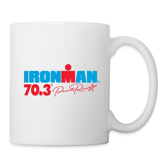 IRONMAN 70.3 Puerto Rico Coffee/Tea Mug
