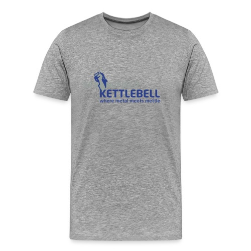 Springfield Kettlebell Men's Premium T-shirt - Men's Premium T-Shirt
