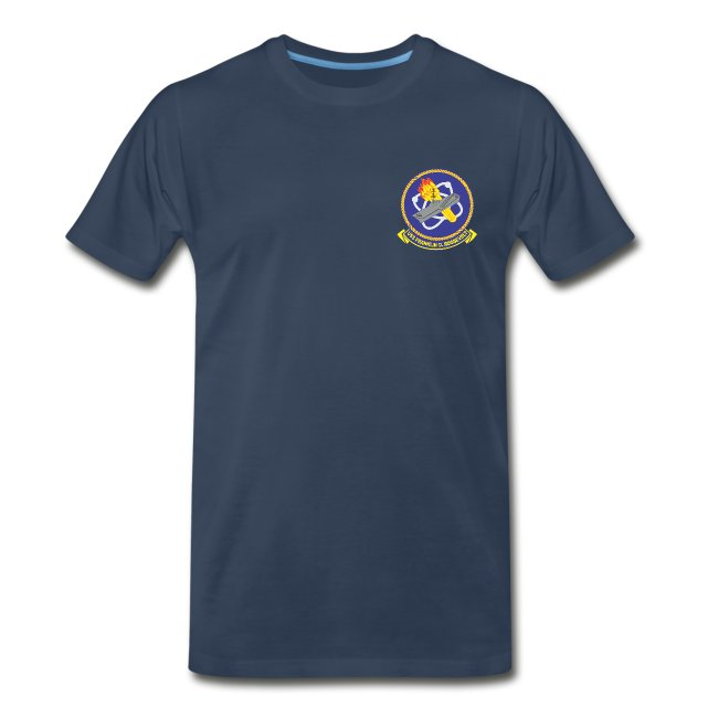 USS FRANKLIN D ROOSEVELT 1964 CRUISE SHIRT
