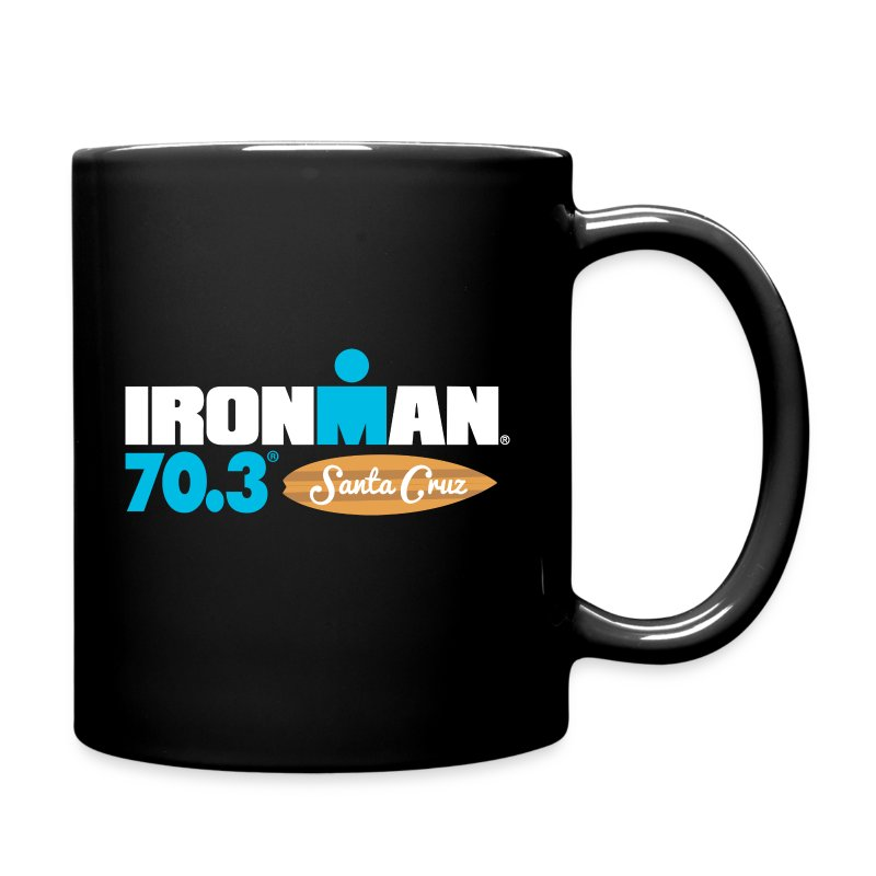 IRONMAN 70.3 Santa Cruz Full Color Mug - Full Color Mug