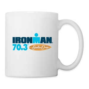 IRONMAN 70.3 Santa Cruz Coffee/Tea Mug - Coffee/Tea Mug