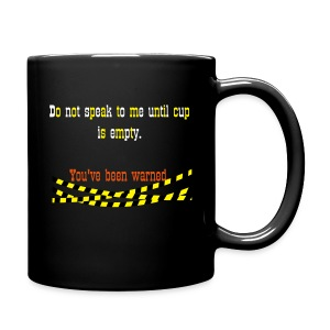 Caution cup - Full Color Mug