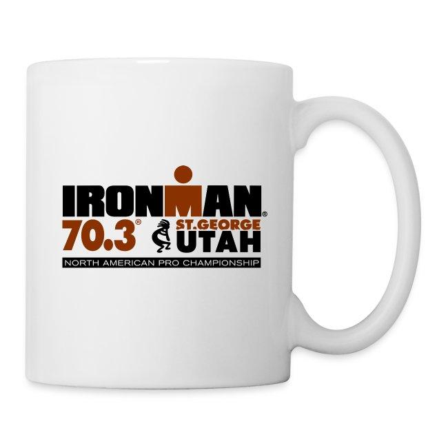 IRONMAN 70.3 St. George Coffee/Tea Mug