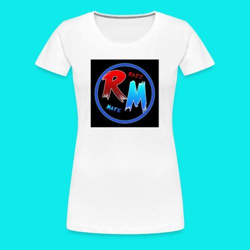 RazzMate Women's Premium T-Shirt - Women's Premium T-Shirt
