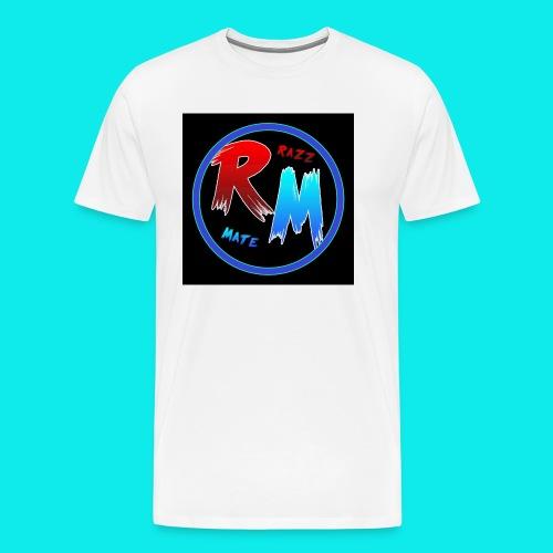 RazzMate Men's Premium T-Shirt - Men's Premium T-Shirt
