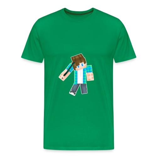 Nice Mincraft Shirt - Men's Premium T-Shirt