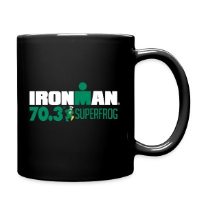 IRONMAN 70.3 Superfrog Full Color Mug - Full Color Mug