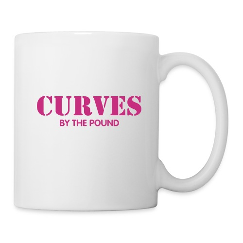Curves By The Pound Coffee/Tea Mug - Coffee/Tea Mug